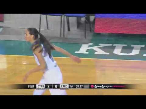 Sonja Petrovic 23 points Highlights vs Carolo Basket