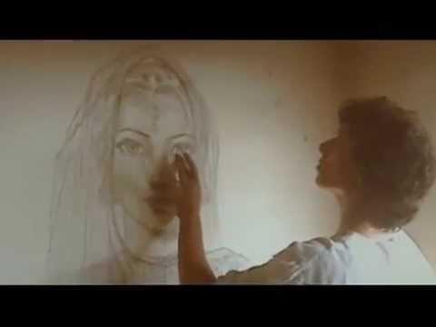The Sketch Of A Woman By Rutwij Vaidya