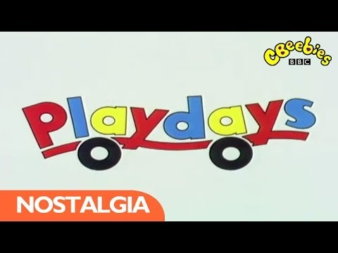 CBeebies Grown-Ups: Nostalgia - Playdays