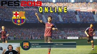 Jucam Pentru Prima Data Online PES 2019 Demo
