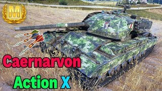 BYŁA NIENAWIŚĆ - Caernarvon Action X - World of Tanks