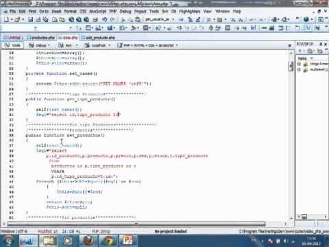 VideoTutorial 64 del Curso de PHP POO