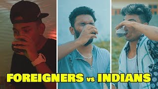 Foreigners Vs Indians | Hyderabadi Comedy | Warangal Diaries