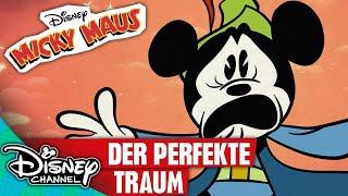 MICKY MAUS SHORTS - Der perfekte Traum | Disney Channel