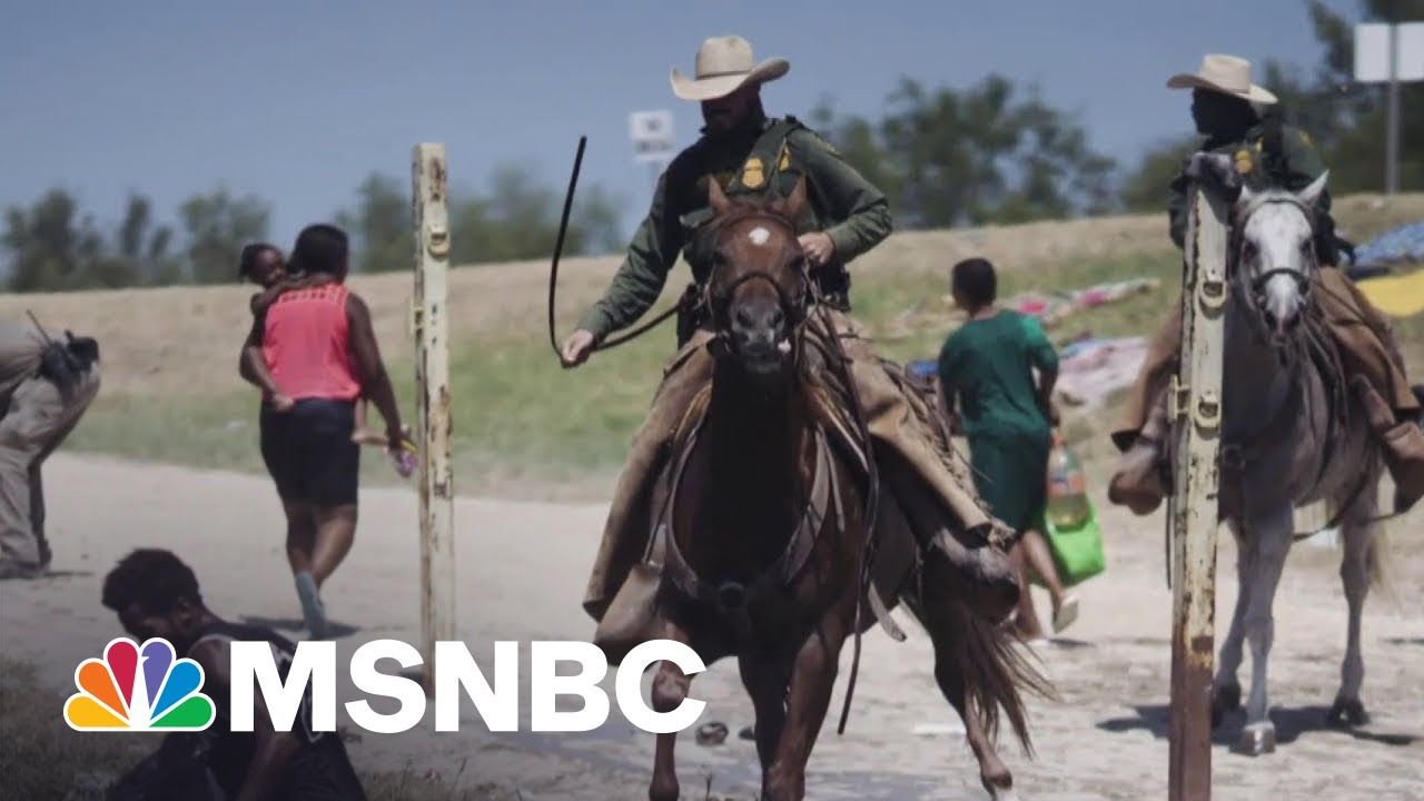 Live updates: Horse patrols temporarily suspended at Haitian ...