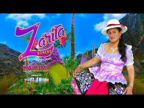 ZARITA ROMERO /TEMA: CHAQUI /PRIMICIA🌼2019-2020💖/ KAZUMY PRODUCCIONES ᴴᴰ✓ █♥█ ★★★★