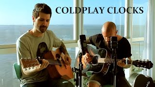 COLDPLAY - CLOCKS - Acoustic Cover...