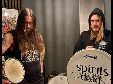 Darkthrone have finished recording their new album ..!