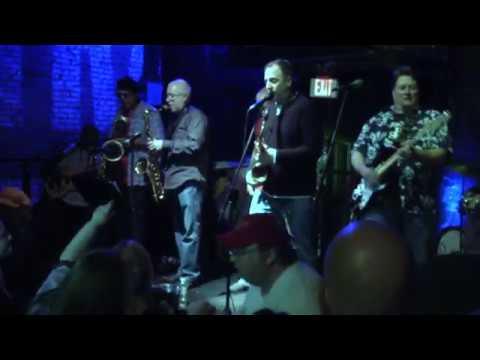 "The Purple Skunk Funk Band - ""Mustang Sally"" 10/2016 - HD"