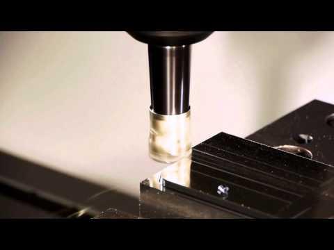 Turbo 10 Square shoulder milling