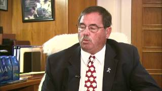INTERVIEW: Sen. Tim Jennings Pushes Back (2011-10-03)