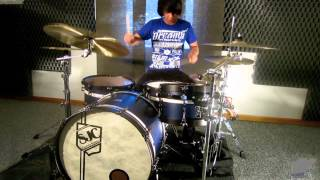 The Color Morale - Learned Behavior (Drum Cover)
