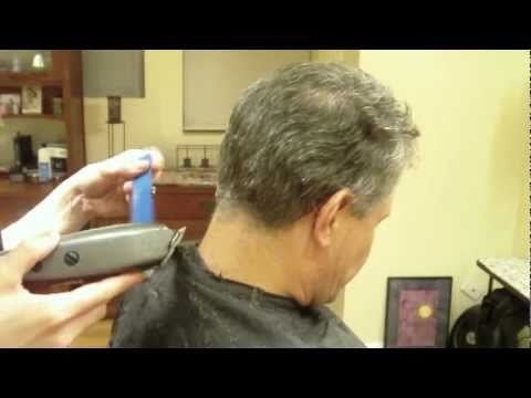 CLIPPER HAIRCUT AND BLENDING for an undecided client | Doovi