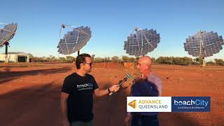 Live Interview with Bruce Scott, Mayor of Barcoo Shire