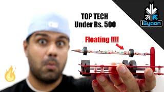 Top Tech Under Rs. 500 - Budget Shopping  List