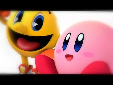 Pac-Man Vs Kirby (Rap Battles Of Video Games All-Stars)(Season 1)