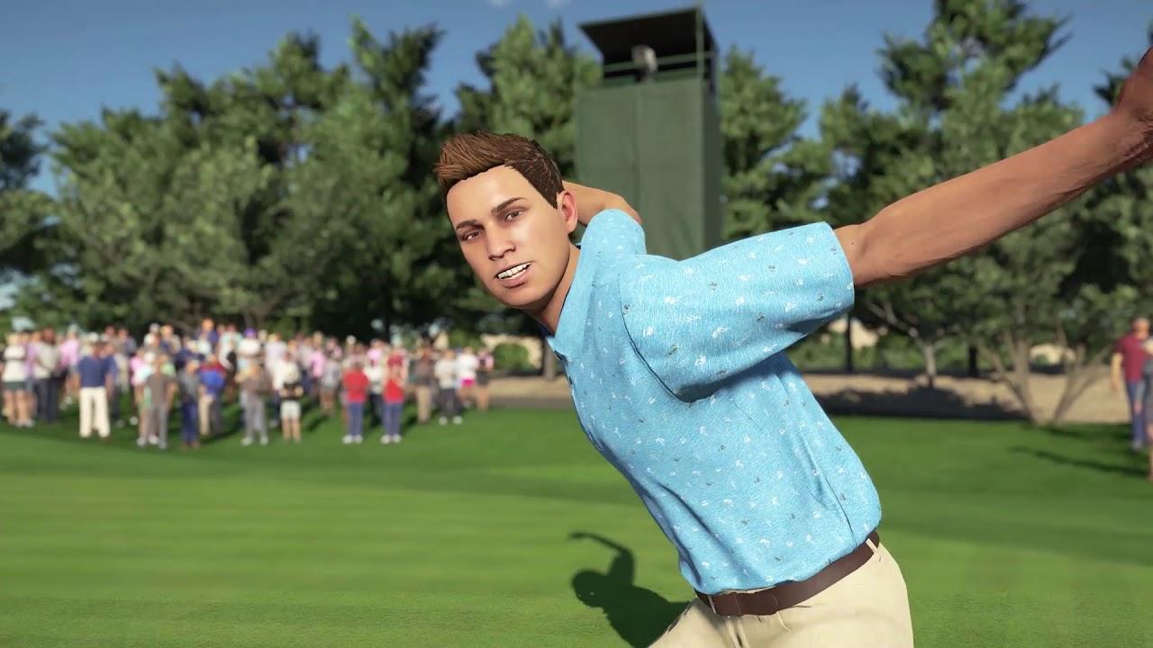 PGA Tour 2K21 - Official Announcement Trailer | PS4