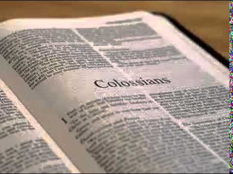 Colossians 1 - New International Version NIV Dramatized Audio Bible