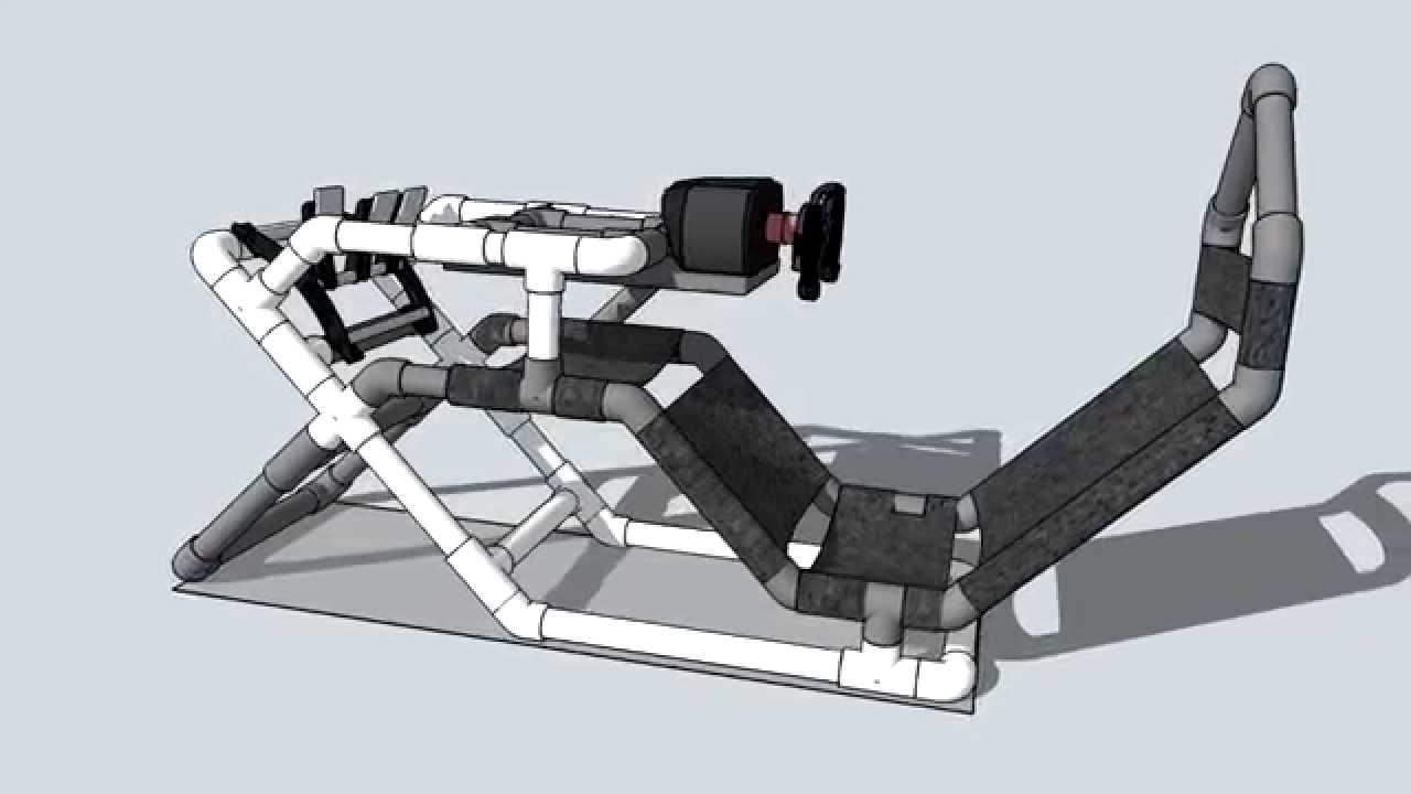 PVC Cockpit (30) F1style
