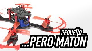 MICRO DRONE IDEAL PARA PRINCIPIANTES | IFLIGHT STRIDER X2 STRETCH