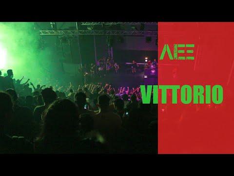 ΛΕΞ - VITTORIO - 30/6/18 live στην Αθήνα - Gazi music hall
