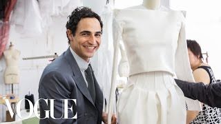 Zac Posen on His 10th Year on the Runway - #followme