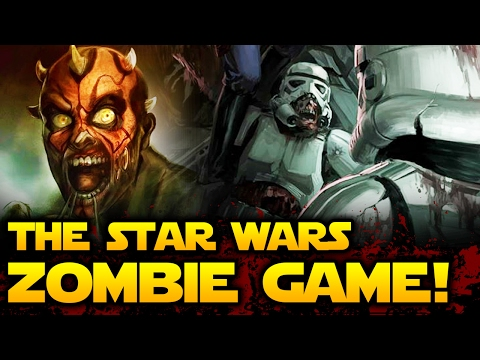 THE STAR WARS ZOMBIE HORROR GAME That Was Influenced by Dead Space! | Star Wars HQ