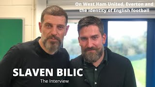 SLAVEN BILIC on West Ham s move Everton English football