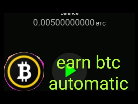 Earn Btc Automatic With App Server Mining