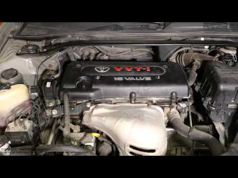 Where is my Toyota Camry 2.4 VVT-i engine type code place ?