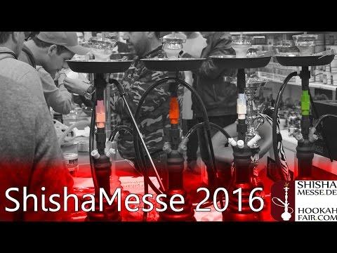 ShishaMesse 2016 In Frankfurt | #ShishaHaus