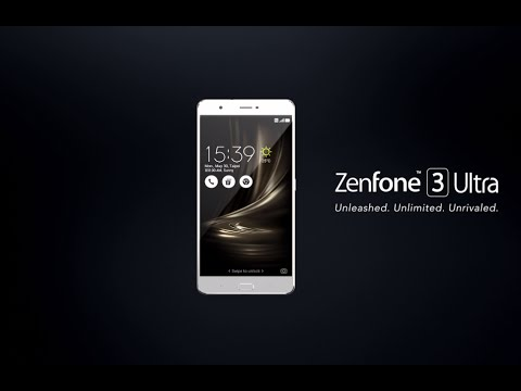 Introducing the new ZenFone 3 Ultra | ASUS