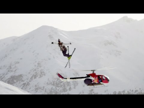 Shades of Winter: Pure | A Female Freeskiing Film (Trailer)