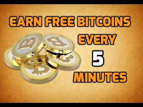 Earn Free Bitcoins | Top Faucets To Earn 500 Satoshi Every 5 Minutes  Without Investment