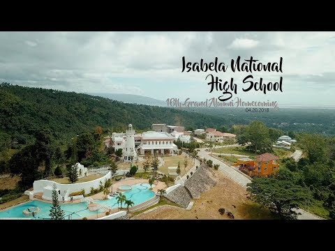 Isabela National High School 16th Grand Alumni Same Day Edit WM