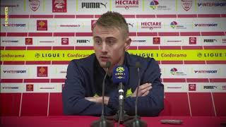Nîmes - FC Nantes : la réaction de Valentin Rongier
