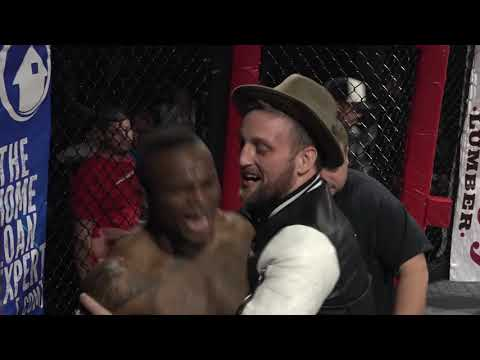 ShamrockFC 311 Scott Ettling Vs Eric Ellington