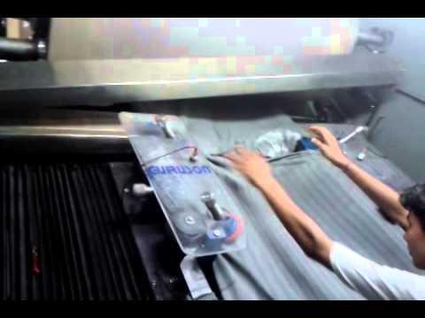 GURUSON COMPACTOR MACHINE FOR TUBE KNITTED FABRICS
