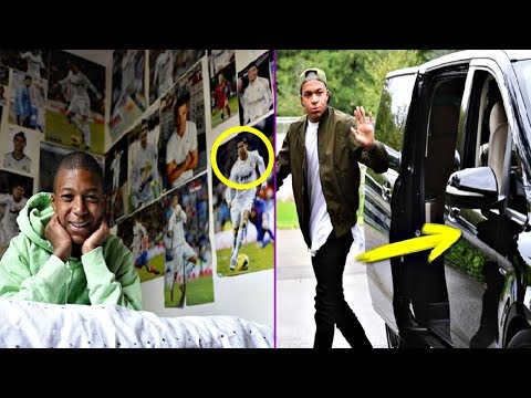 7 أشياء لا تعرفها عن كيليان مبابي ستفاجئك ● رفض التعاقد مع ريال مدريد..!!
