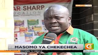 Walimu wakutana Nakuru kujadali mtaala wa chekechea