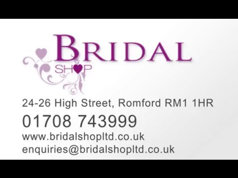 Bridal Shop Romford | Bridal Wear Romford Essex