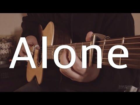 (Alan Walker) Alone - [Free Tab] Fingerstyle Guitar Cover