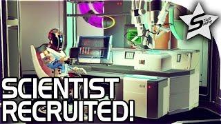 SCIENTIST RECRUITED, ARMORER STATION! - No Man's Sky FOUNDATION UPDATE 1.1 - Gameplay Part 4