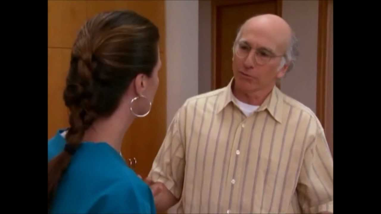 larry david and the big vagina - youtube