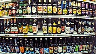 видео продажа алкогольных напитков
