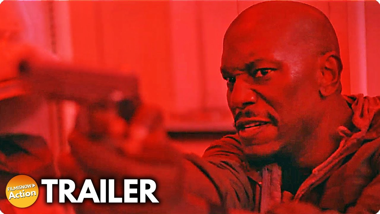 ROGUE HOSTAGE (2021) Trailer | Tyrese Gibson, Michael Jai White Action Thriller