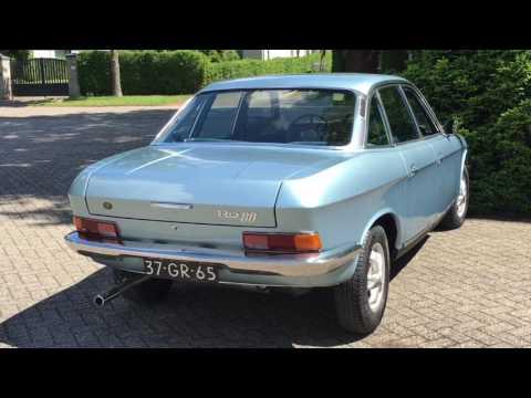 NSU RO 80 Sedan 1975