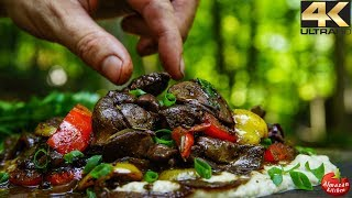 GODLIKE FOREST STIR-FRY - DON'T MISS THIS!!!