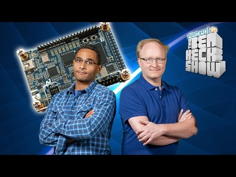 Ben Heck's FPGA Dev Board Tutorial