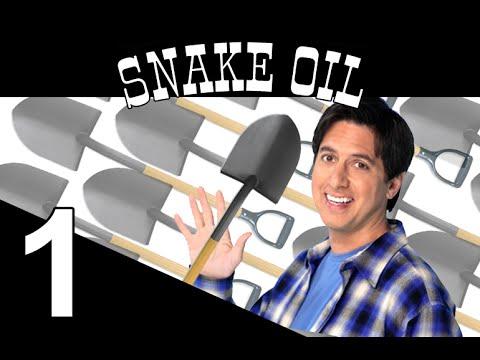 """""""SHOVEL RAY"""" - Snake Oil #1 - Cittiplays ft. Alex, Joe, Tyler, & Russell"""